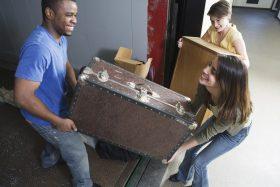 donateNYC, zero waste dorm move out