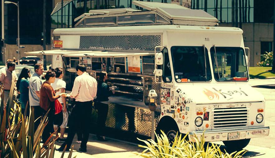 Who Started Kogi Food Truck