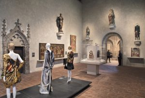 Diller Scofidio + Renfo, Heavenly Bodies exhibit, Met Costume Institute, Metropolitan Museum of Art