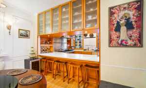 641 Warren Street, cool listings, park slope, townhouses