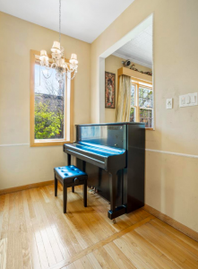 641 Warren Street, cool listings, park slope, townhouses