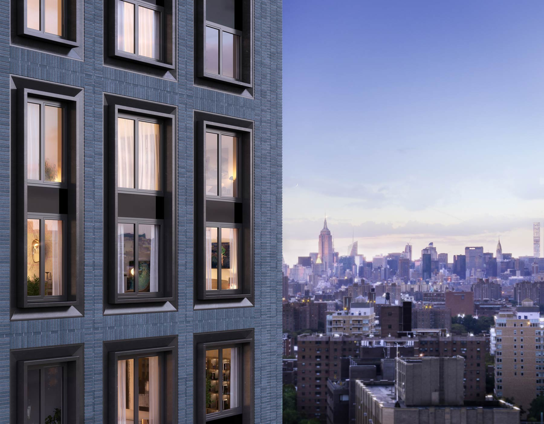 Brooklyn Grove, 10 Nevins Street, ODA Architects