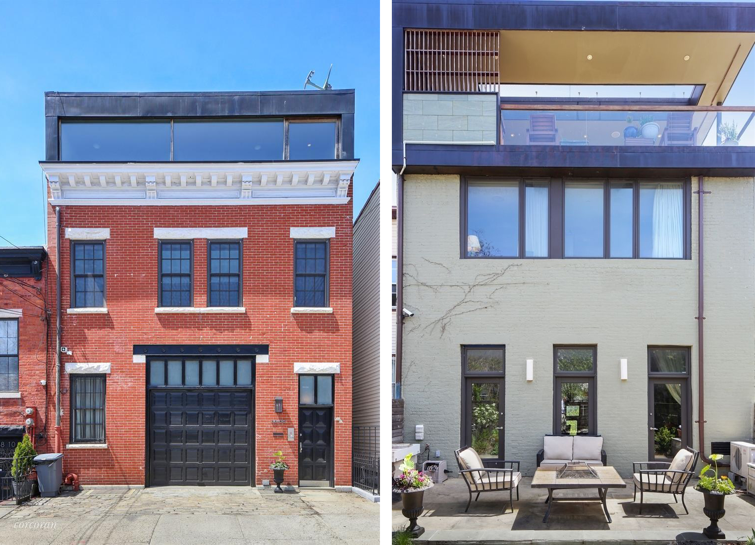 5 5m Converted Firehouse Could Be Long Island City S Most Expensive