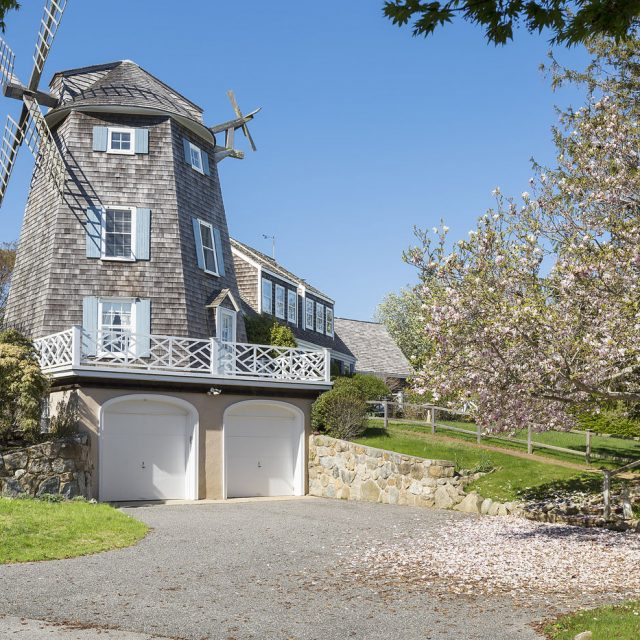 Live inside a windmill in Montauk for $1.9M