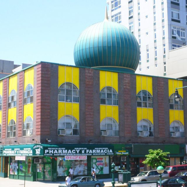 From casino to Malcolm X: The colorful history of Harlem's Malcolm Shabazz Mosque