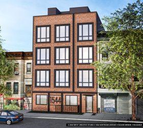 1544 Nostrand Avenue, Flatbush housing, Brooklyn