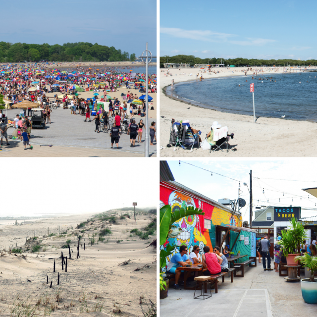 The 7 best beaches in NYC