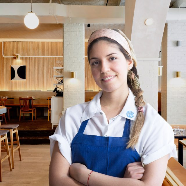 Adriana Urbina brings Venezuelan flavors to Nolita's De Maria while empowering female chefs
