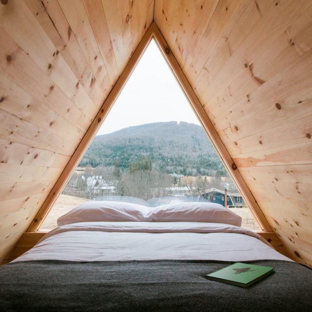 Go off-the-grid glamping at the Catskills' Eastwind Hotel