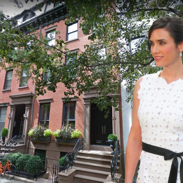 Jennifer Connelly trades Tribeca co-op for $15M Brooklyn Heights townhouse
