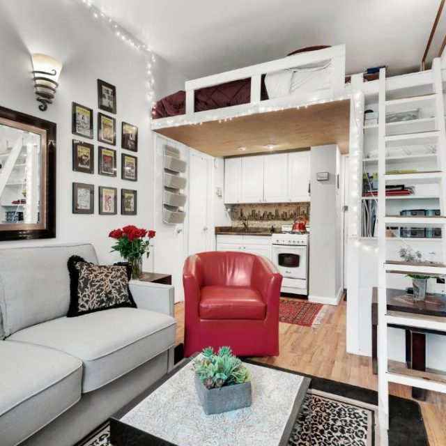 $345K tiny Upper West Studio studio only allows tiny pets