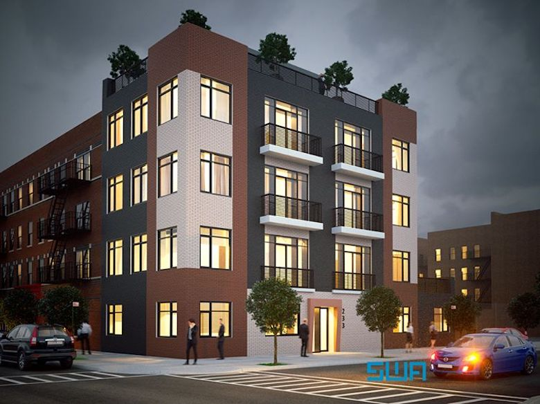 Lottery launches for three middle-income units in historic Weeksville, from $2,700/month