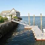 Potato Island boat dock