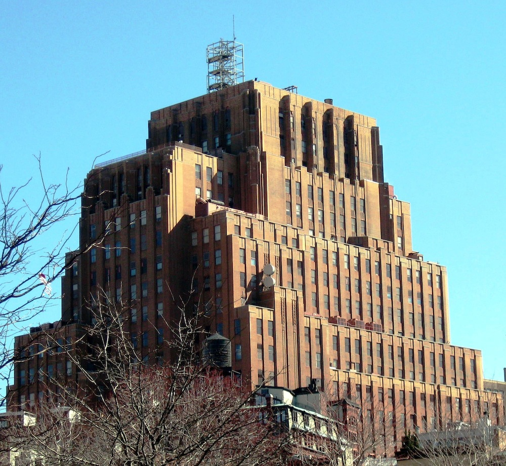 western union building, property taxes, high property taxes