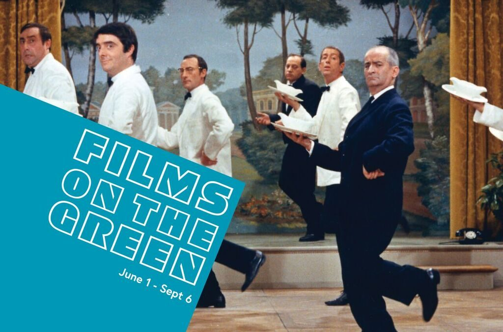 Films on the Green French