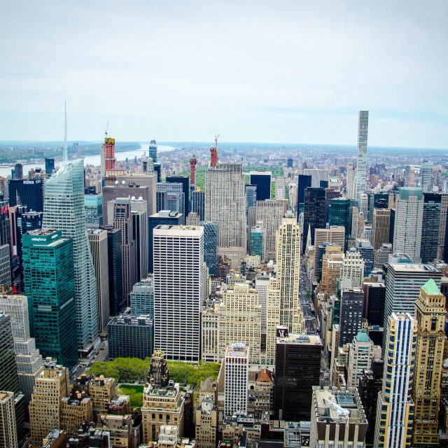 Proposed law forces big NYC buildings to reduce greenhouse gas emissions 40 percent by 2030
