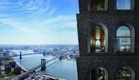 david adjaye, 130 William Street, Financial District, new developments, lightstone group