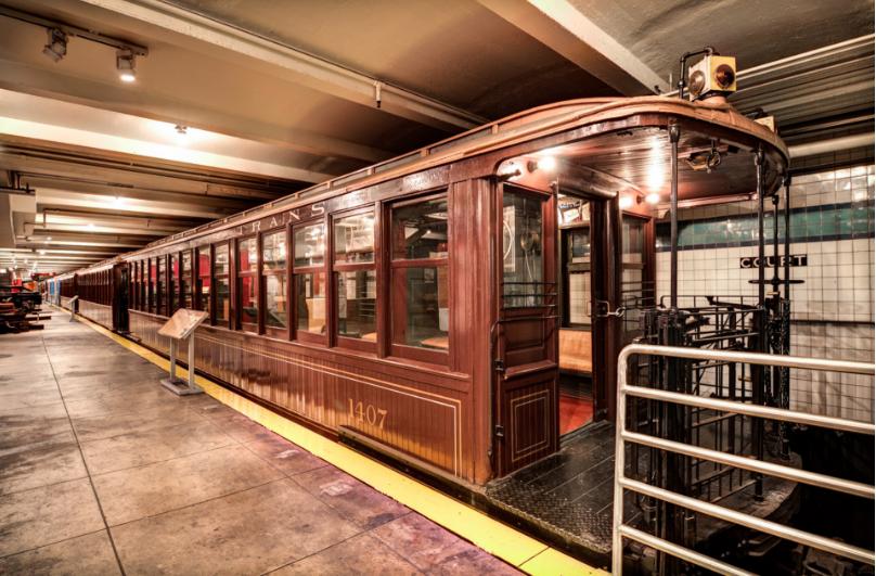 NY Transit Museum