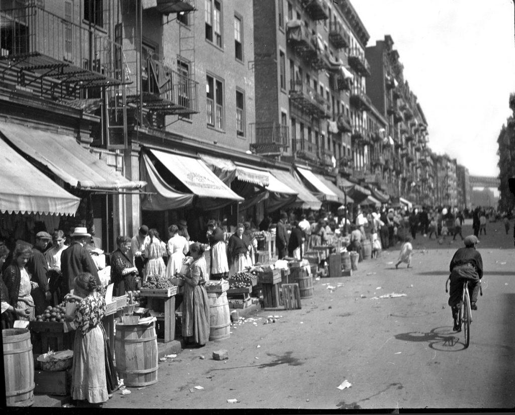 Ray Simone, vintage NYC