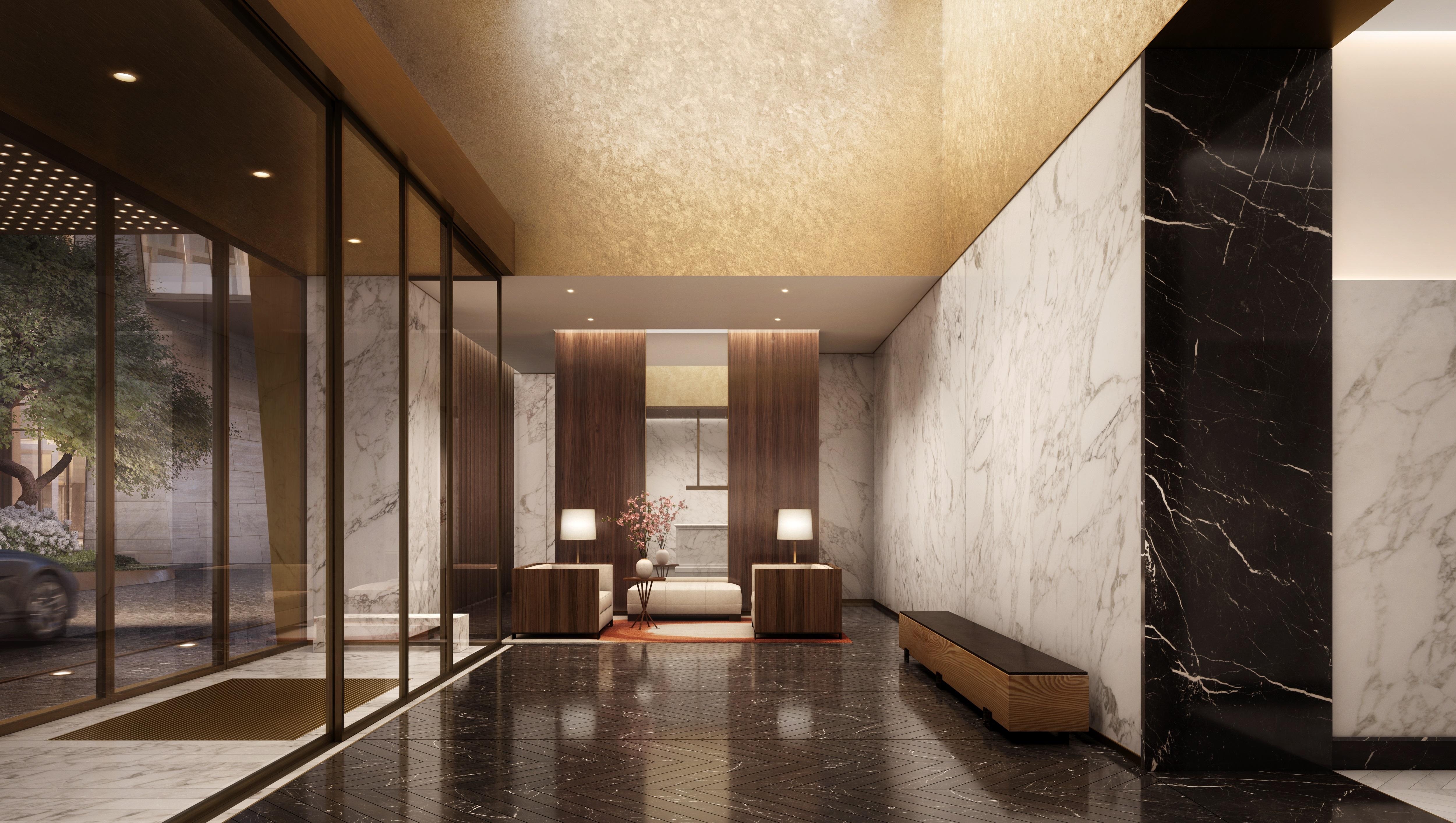 New Marble Clad Interior Renderings Revealed For Bjarke