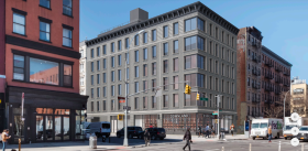 119-121 2nd Avenue, rendering