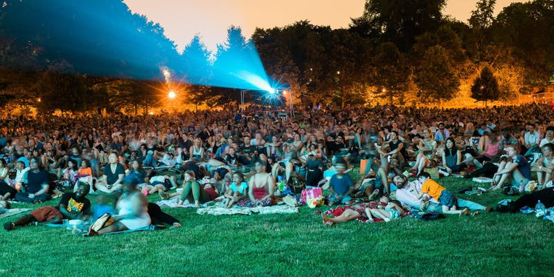 summer movie prospect park