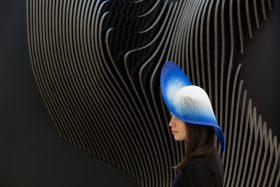 Zaha Hadid hat