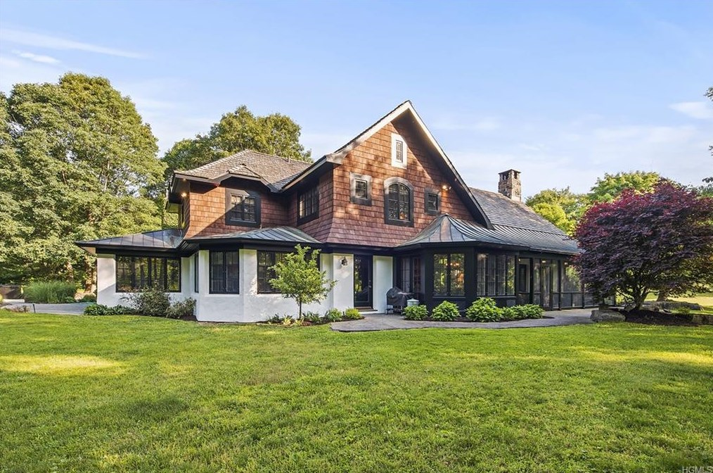 43 South Bedford Road, Tom Brokaw, cool listings, westchester, celebrities