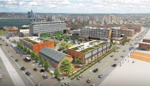 399 Sands, Brooklyn Navy Yard, Dattner Architects