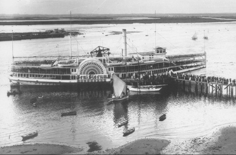 Remembering the worst disaster in NYC maritime history: The sinking of the General Slocum ferry