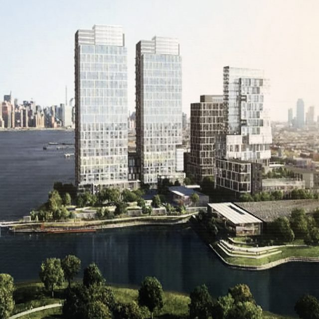 First look at the latest huge residential project proposed for Greenpoint's waterfront