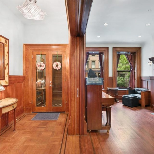 Historic Upper West Side mansion built for a Dow Jones founder asks $12M