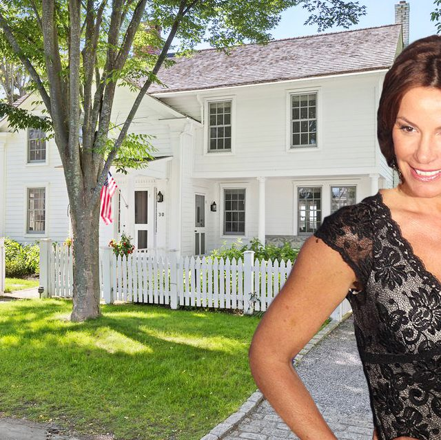 'Real Housewife' Luann De Lesseps is selling her Hamptons home for $6.3M to move upstate