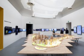BIG, humanhattan 205, Bjarke Ingels Group, Venice Architecture Biennale 2018