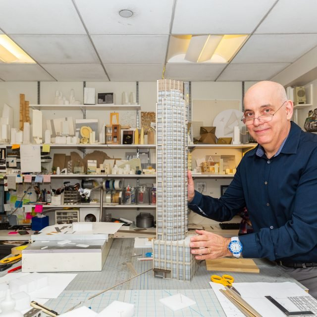 Where I Work: Tour FXCollaborative's Flatiron architecture office with partner Dan Kaplan