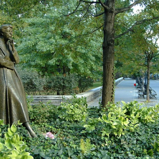 The city wants you to nominate historic NYC women who deserve a public monument