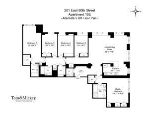 201 East 80th Street , ramona singer, cool listings, celebrities, upper east side