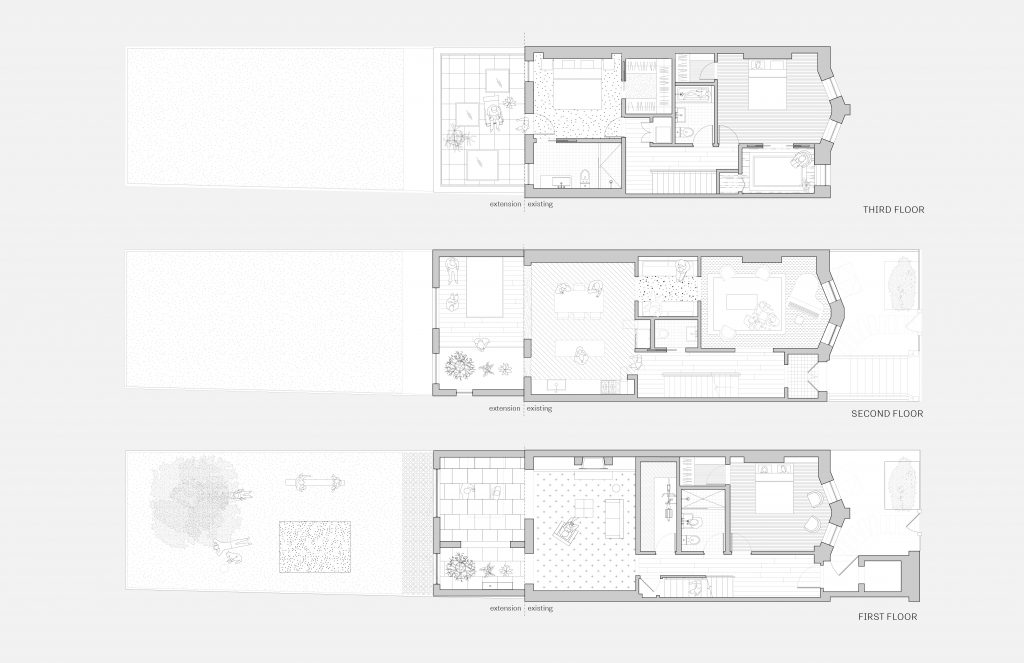von Dalwig Brooklyn Extension floorplan