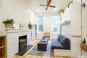 352 west 12th street, west village, micro apartment, design, architecture, interiors,