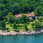19 Great Island Road, private island, cool listings