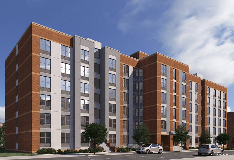 Nearly 200 Affordable Apartments Up For Grabs In The South Bronx