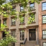 13 Monroe Place, cool listings, townhouses, brooklyn heights, interiors