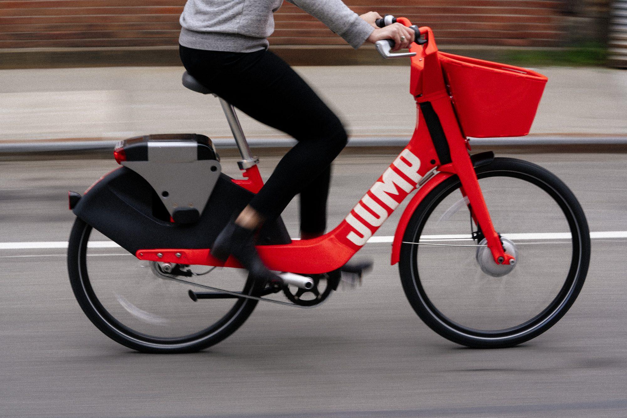 uber is bringing dockless electric bikes to the bronx rockaways