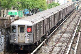 MTA, nyc subway, 1 train