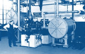 Willis Carrier, Air conditioning, Williamsburg, Brooklyn, inventions, history