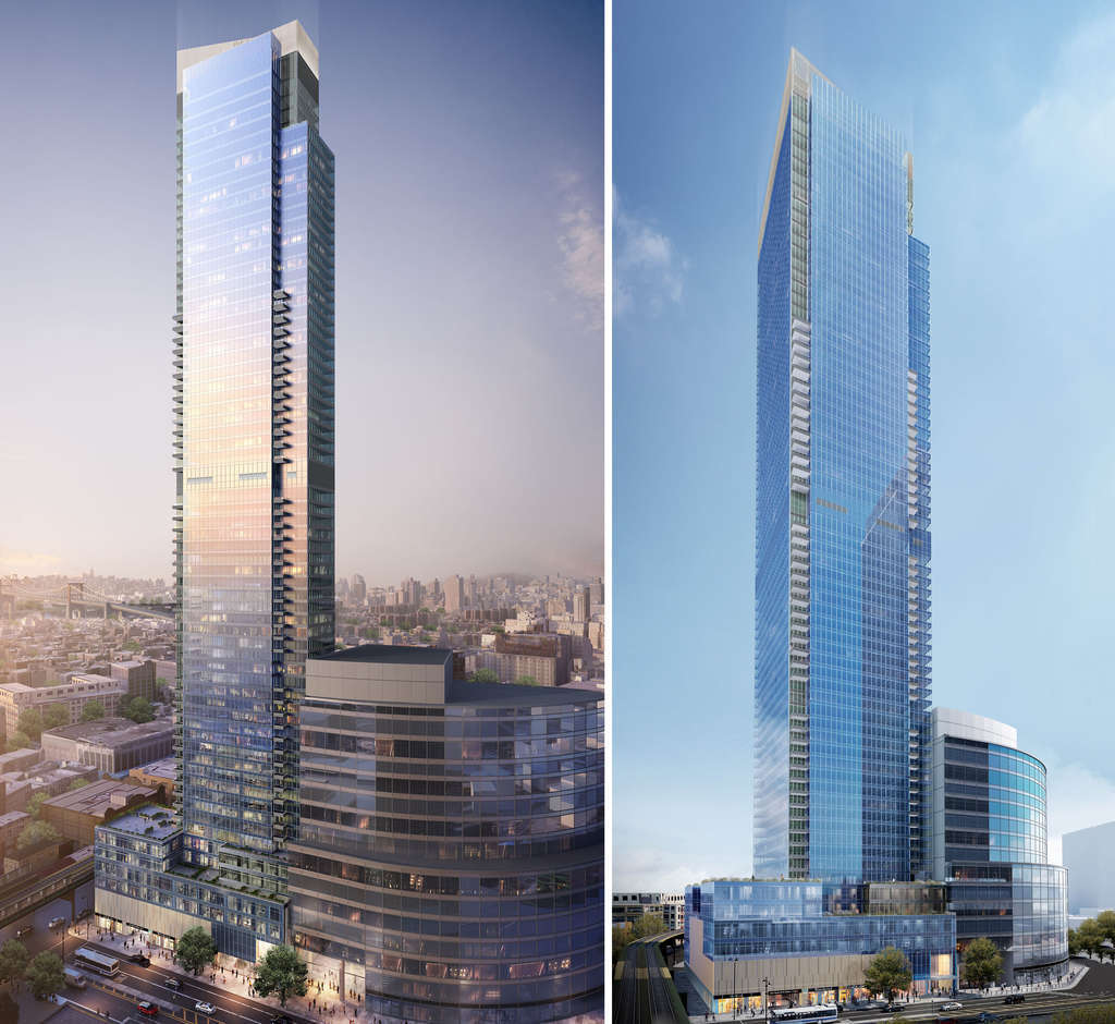 Long Island: Despite 200-foot Height Cut, 67-story Tower In Long Island