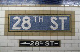 28th Street subway station, 4 6
