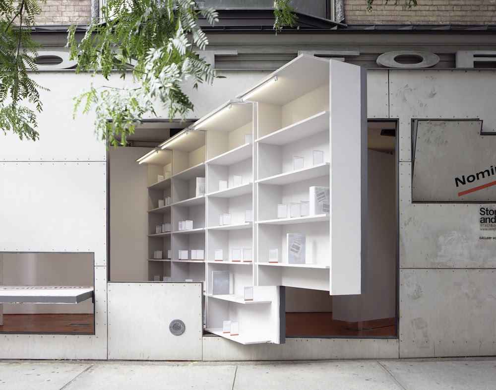 Abruzzo Bodziak Architects, Storefront for Art and Architecture