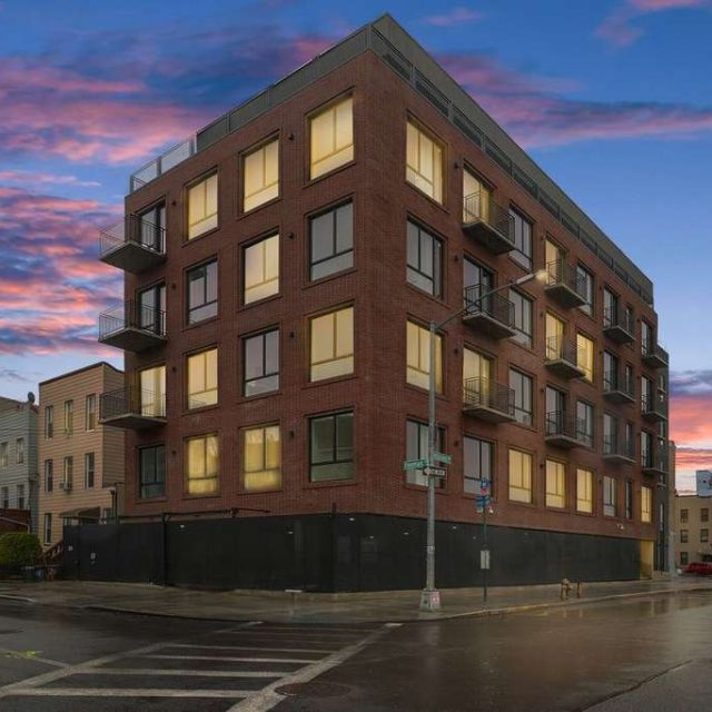8 chances to snag an apartment near the Pulaski Bridge in Greenpoint, from $2,270/month