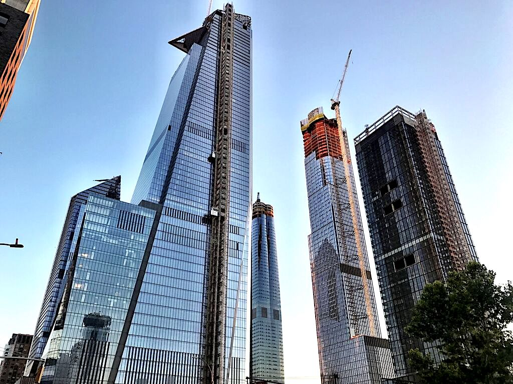 30 Hudson Yards, hudson yards, related companies